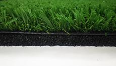 超耐久性人工芝+再生ゴムチップ