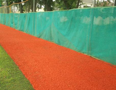 中古人工芝の再利用